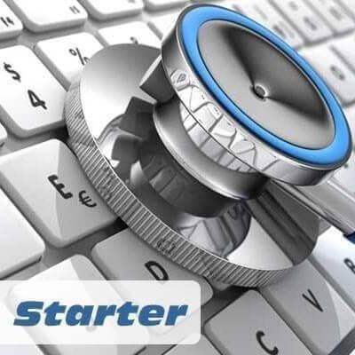 Inspektion - Starter