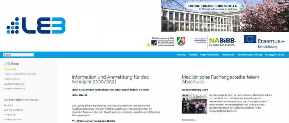 Ludwig-Erhard-Berufskolleg Bonn