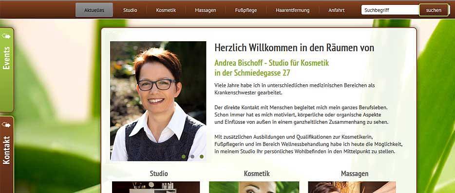 Andrea Bischoff - Studio für Kosmetik und Fußpflege