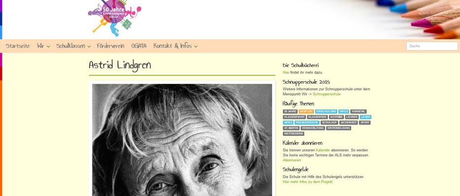 Astrid Lindgren Schule | Grundschule Mettmann